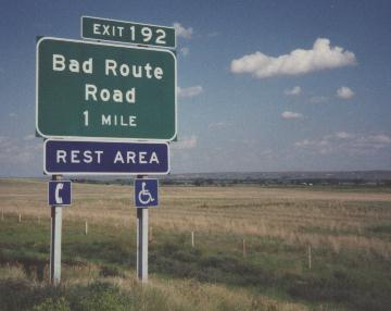 Bad Rest Area